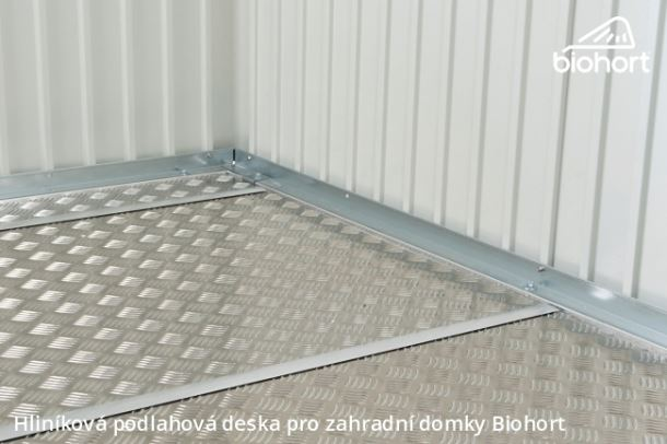 Biohort Hliníková podlahová deska pro skříň na nářadí 90