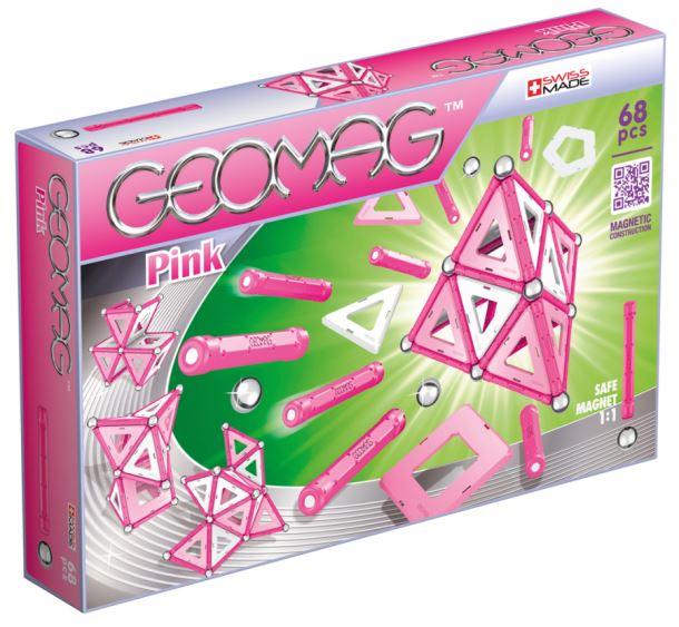Geomag Kids Color Girl 68ks