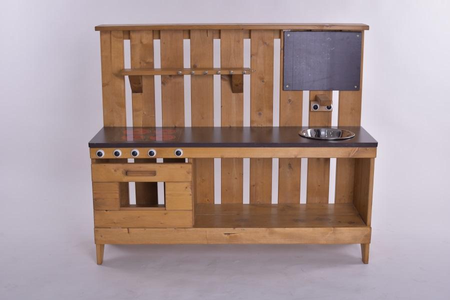 Monkey's herní stolek - malá kuchařka