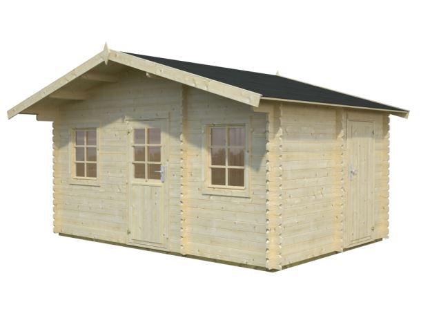 Zahradní domek Lillesand 12,2 m2