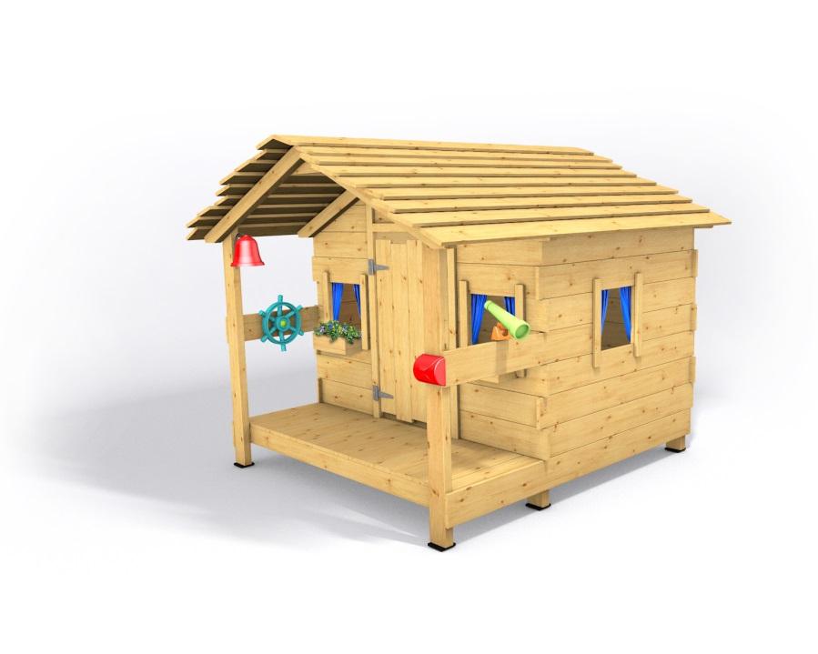 Dětský domeček Monkey´s Home Forest house 1776