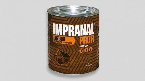IMPRANAL PROFI-kaštan 5L