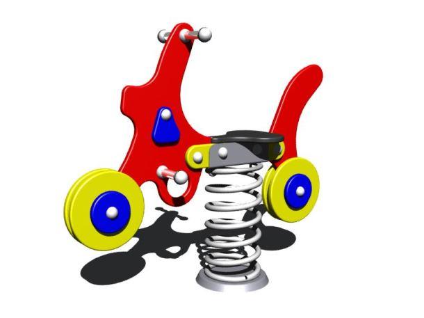 Monkey´s pružinová houpačka motorka Bony