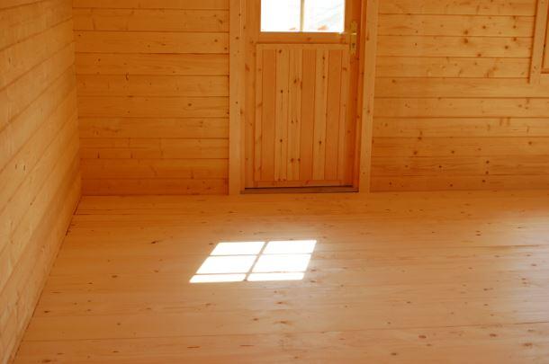 podlaha k altánu Betty 18 m2