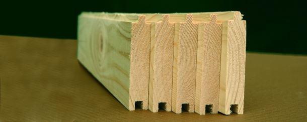 Podlaha pro zahradní domku EKO-LINE CHALUPA A