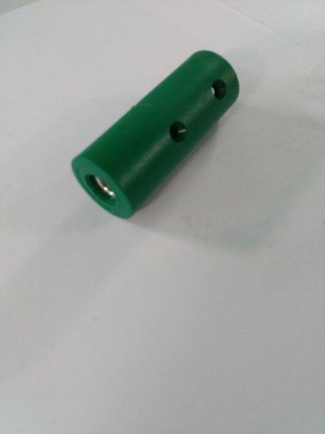 Ukončení sítě pro závitovou tyč M10 - zelené