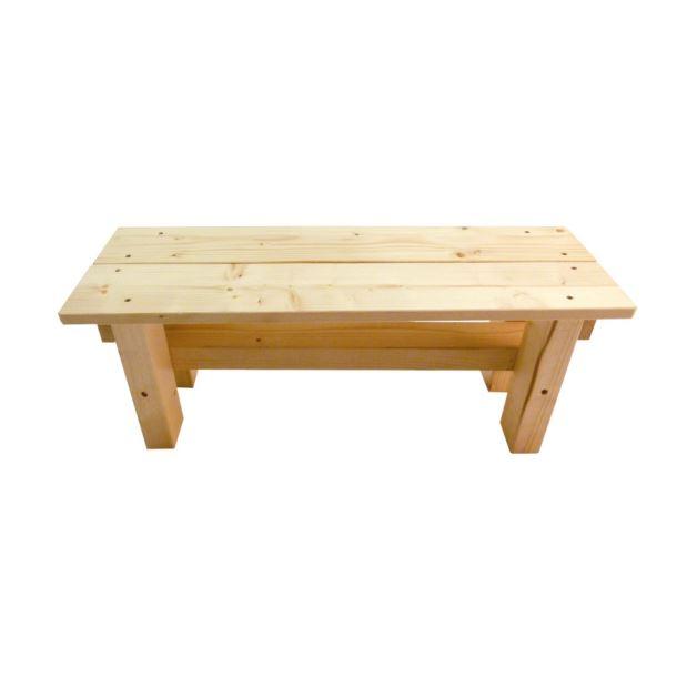 Dětská dřevěná lavice Herold