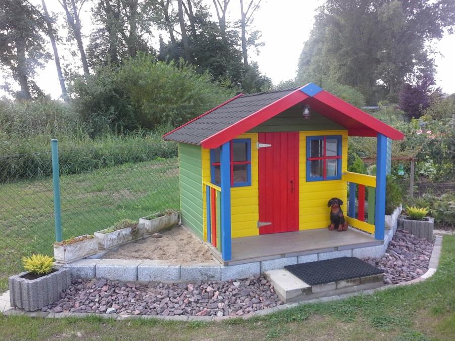 Dětský domek FELIX