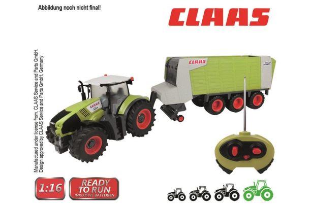 Traktor Class s valníkem na dálkové ovládání