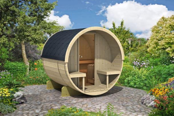 Eco Sauna Thermowood