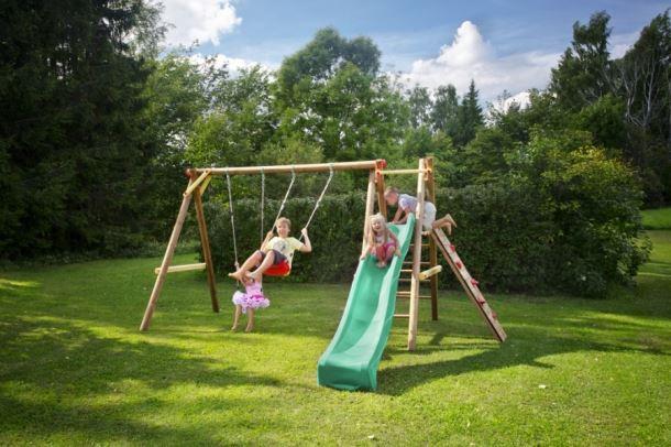 Dětské hřiště s houpačkou Imprest BOSSE
