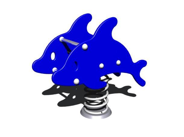 Monkey´s pružinová houpačka delfín Bony