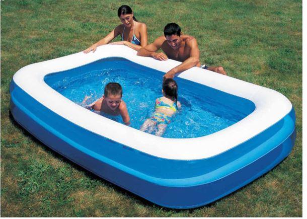 Bestway P54006 Bazén Family střední