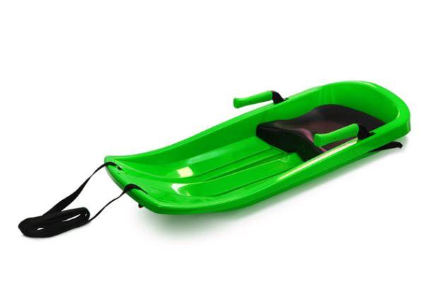 Acra FLASH plastový bob 05-A2032 - zelený