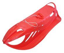 Acra Firecom Sáně plastové A2047 - červené