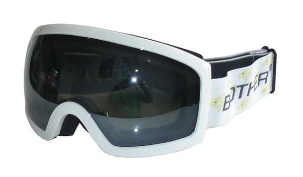 BROTHER B276-B lyžařské brýle pro dospělé - bílé