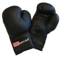 ACRA Boxerské rukavice PU kůže vel.M, 10 oz.
