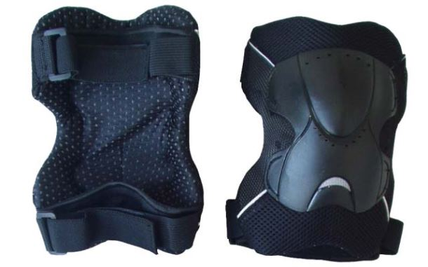 ACRA CS202-S Chrániče kolen nebo loktů velikost S
