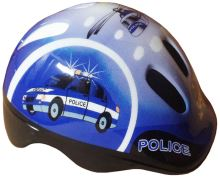 ACRA CSH062 vel. XS modrá cyklistická dětská helma velikost XS (44/48 cm) 2017