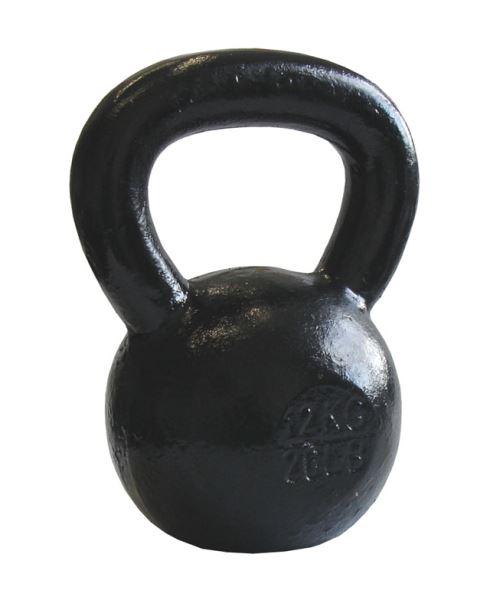 ACRA Ketlebel 20 kg kovový