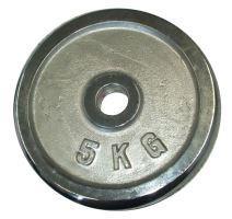 ACRA chrom 5kg - 25mm