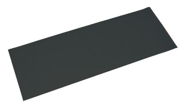 ACRA D81 Gymnastická podložka 173x61x0,4 cm, ČERNÁ