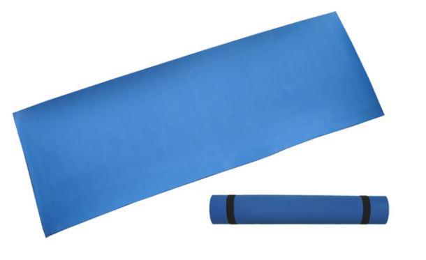 ACRA D81 Gymnastická podložka 173x61x0,4 cm, MODRÁ