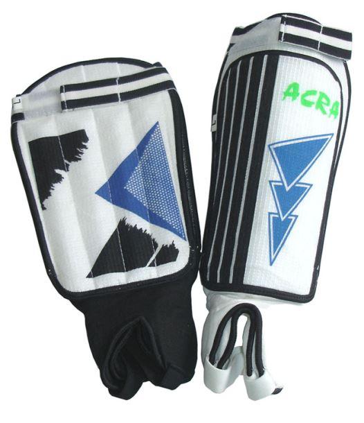 ACRA F2802-3L Fotbalové chrániče holení velikost L