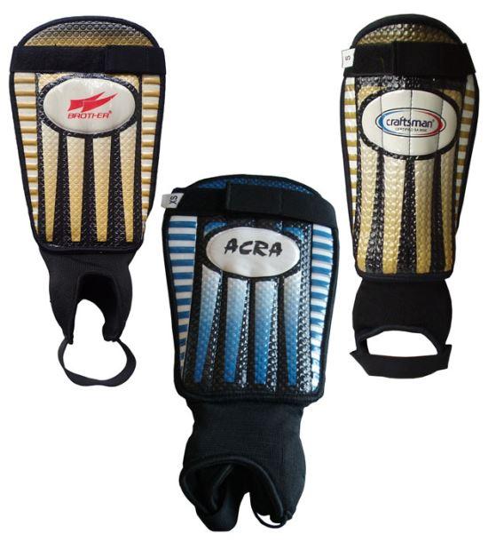 ACRA Chrániče holení gelové vel.XL