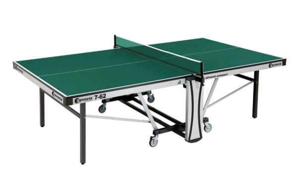 Sponeta S7-62i pingpongový stůl závodní, zelený