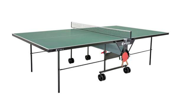 Sponeta S1-12e pingpongový stůl venkovní zelený