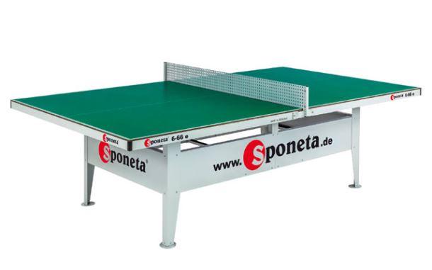 Sponeta S6-66e pingpongový stůl zelený