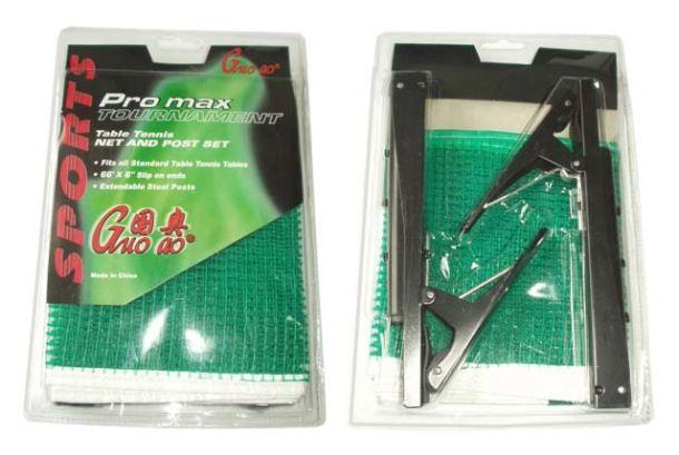 ACRA G1852 Držák se síťkou na stolní tenis-rychloupínací