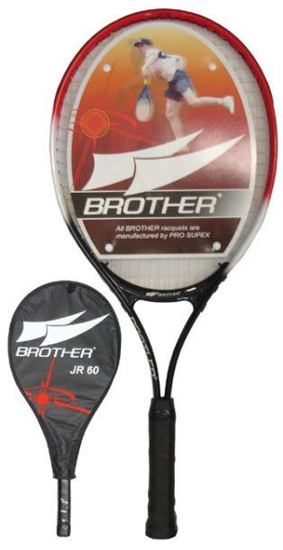 BROTHER G2413 Pálka tenisová dětská 60, 65 cm s pouzdrem