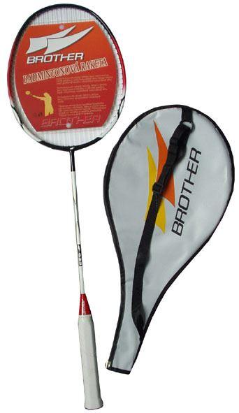 BROTHER G313A Pálka badmintonová 100% grafit G313A