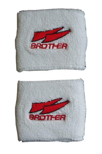 ACRA GM212 Potítka BROTHER s výšivkou