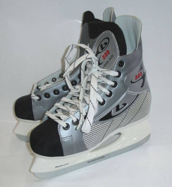 Hokejové brusle Botas Ergonomic 222, vel. 39