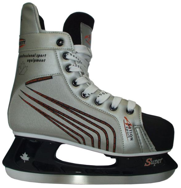 ACRA H707/0 Hokejové brusle - rekrační kategorie - vel. 29
