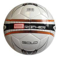 ACRA K2 Fotbalový míč BROTHER GOLD velikost 5