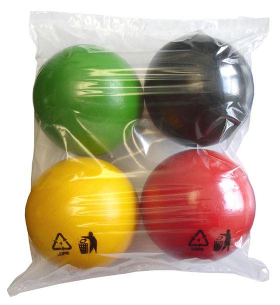 ACRA KR3 Kroketové koule 4ks