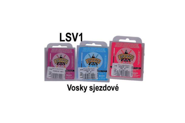 ACRA LSV1 Skivo - vosk sjezdový