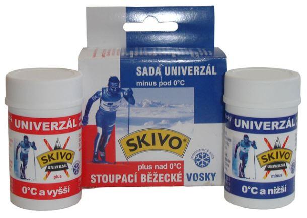 ACRA LSV2/1 Skivo vosk běžecký