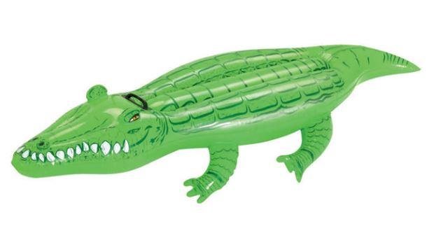 Bestway 41010 Krokodýl nafukovací 167x89 cm