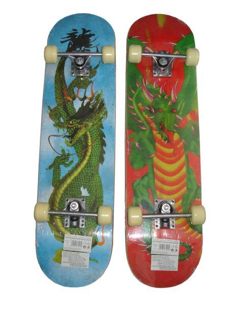 ACRA SKATE Skateboard rekreační s protismykem S3/1