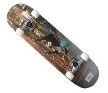 ACRA Skateboard závodní se zpevněným podvozkem
