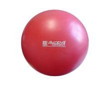 ACRA Míč OVERBALL 30 cm, červený