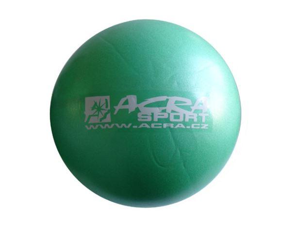 ACRA Míč OVERBALL 30 cm, zelený