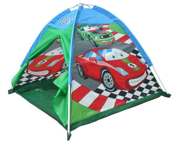ACRA Stan dětský kopule s potiskem cars