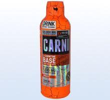 Extrifit CARNITINE 120.000 1Litr citron/pomeranč