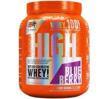 Extrifit High Whey 80 1000 g borůvka